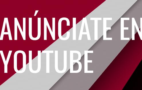 cabecera artículo anunciarse en Youtube