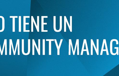 cabecera de artículo sobre community manager
