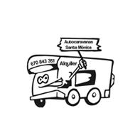 Esta es una imagen de autocaravanas logotipo