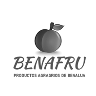 Esta es una imagen de benafru logotipo