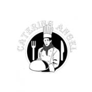 catering ángel logotipo