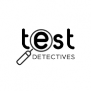 test detectives logotipo