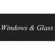 windows & glass logotipo