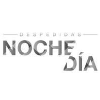 logotipo despedidas noche y día