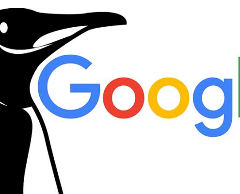 Esta es una imagen de Google Penguin 2016