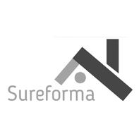 Esta imagen muestra el logotipo de Sureforma