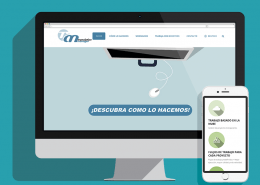translation manager web móvil portfolio