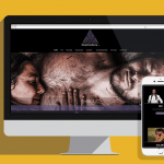 triangulum web móvil portfolio
