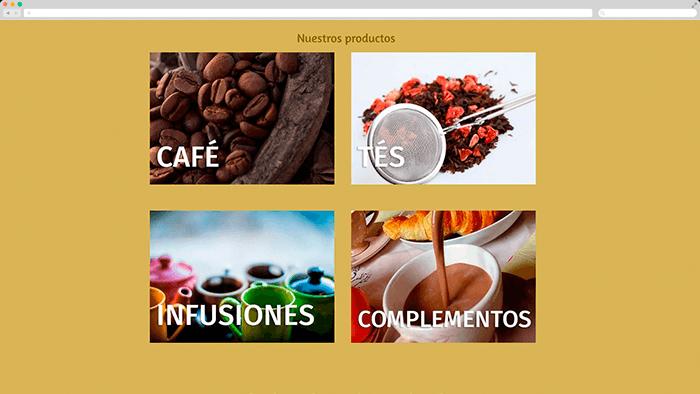 productos cafes granada