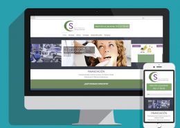 portfolio web dental malaga