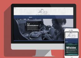 portfolio web xoias