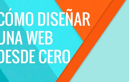 como hacer una web desde cero