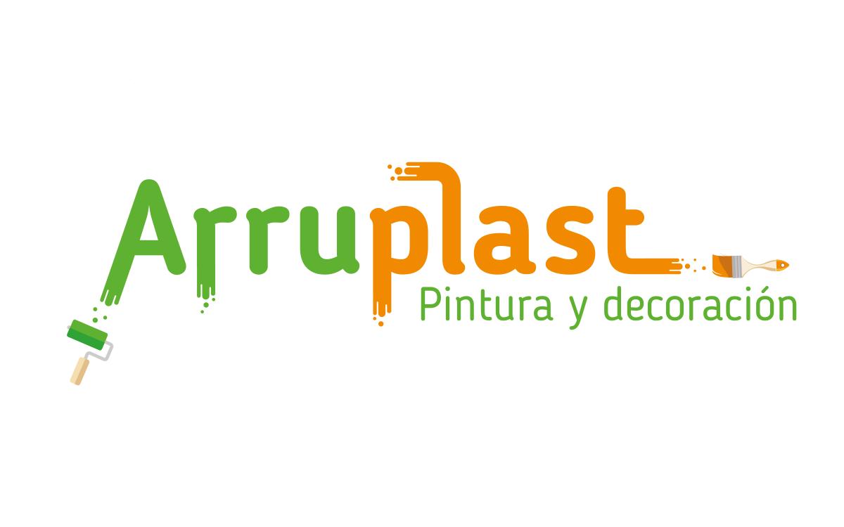 Esta imagen muestra el logotipo de Arruplast