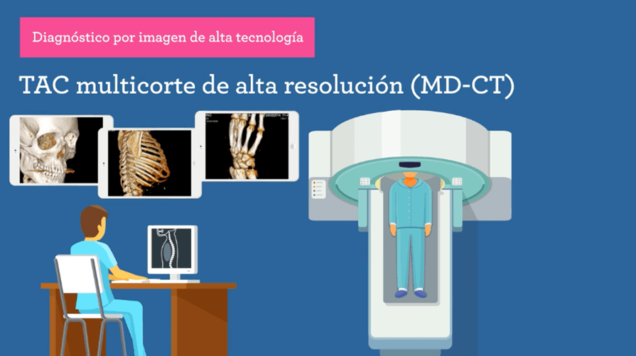 Video centro diagnostico