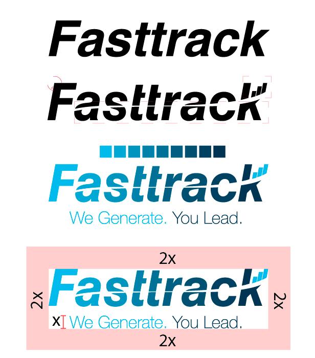 Diseño de Identidad Corporativa de Fasttrack