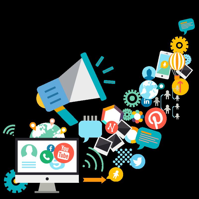 Funciones social network manager