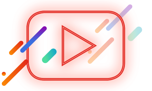 youtube logo fantástico