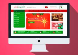 Desarrollo tienda online