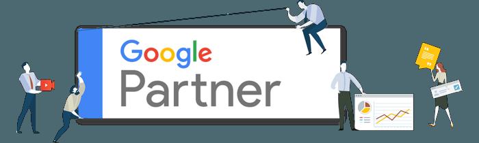 Construyendo la insignia de Google Partners