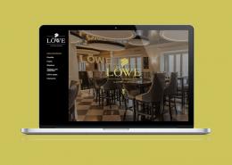 Diseño web de Lowe Granada