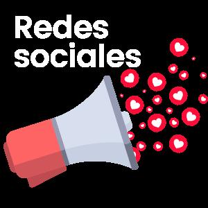 Redes sociales en San Valentín