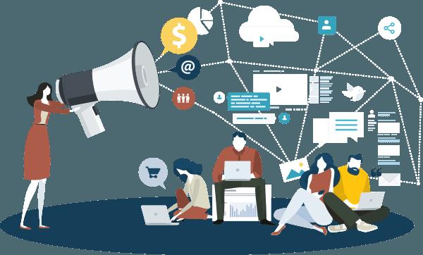 Posibilidades redes sociales