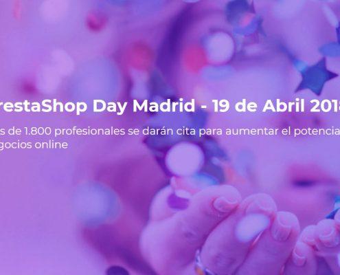 prestashop day madrid 2018