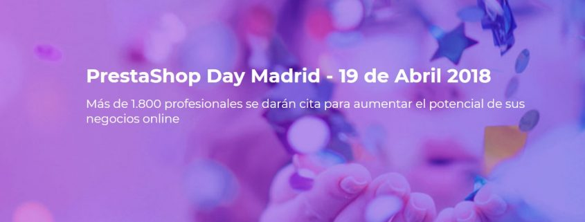prestashop day madrid 2018