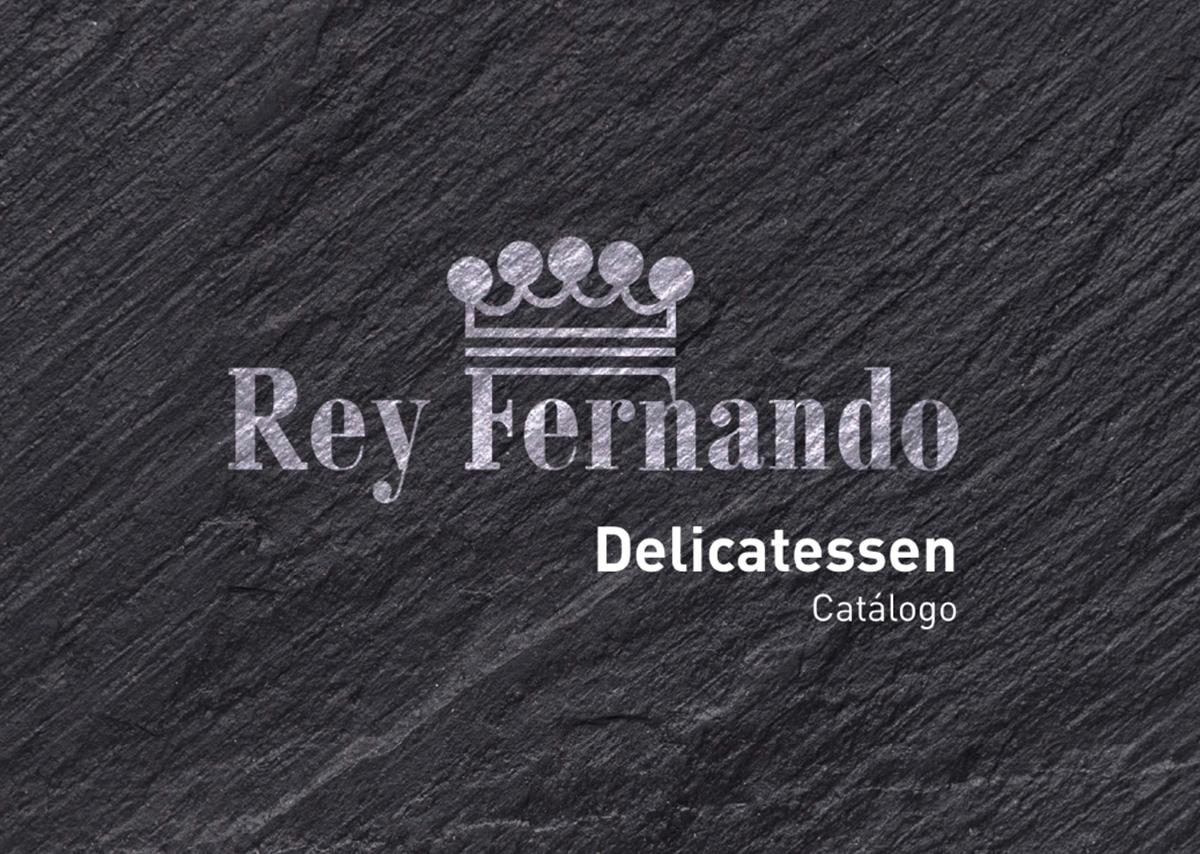 Rey Fernando Catálogo
