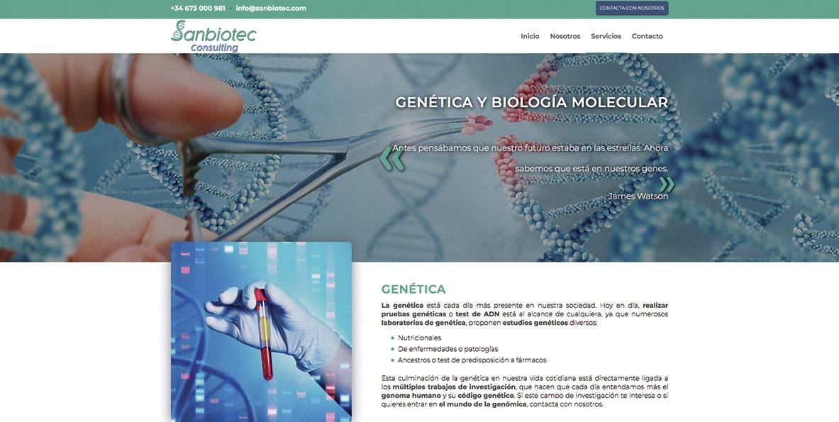 Sanbiotec Consulting