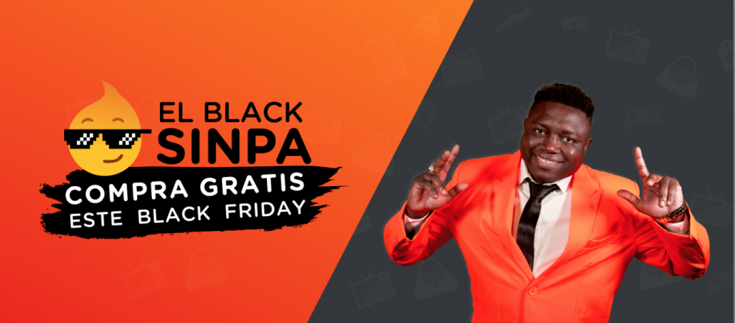 Black Sinpa - Black Friday 2019 en Chollometro