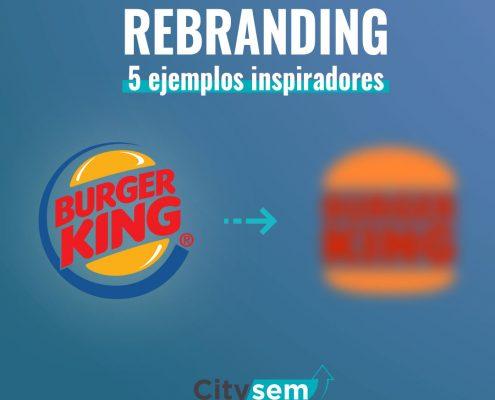 Cinco ejemplos inspiradores de Rebranding: de Burguer King a Kia